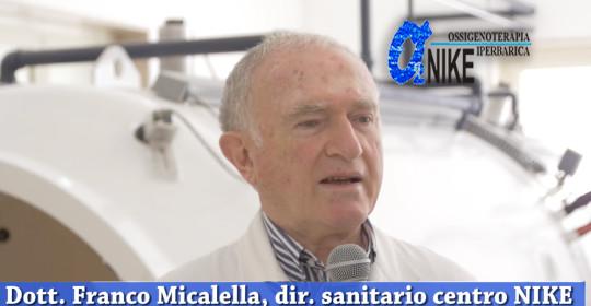 La NIKE in tv – intervista allo staff medico del Centro NIKE