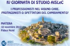 IV Giornata Studio AISLeC – Matera 18 novembre 2017