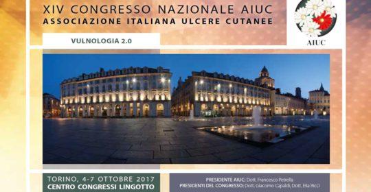 Dal 04 al 07 ottobre 2017 – XIV Congresso Nazionale AIUC- Corso Precongressuale  OSSIGENOTERAPIA IPERBARICA (OTI) NELLE LESIONI CUTANEE (SIMSI)